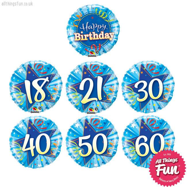Birthday Shining Star Mini (Ages 18 to 60)