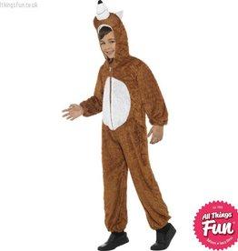Smiffys Fox Costume, Medium