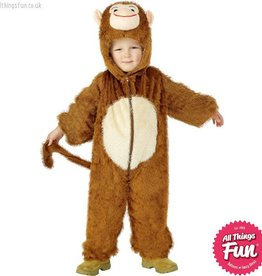 Smiffys Monkey Costume Small
