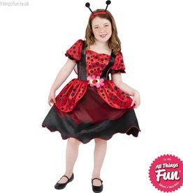 Smiffys Little Lady Bug Costume