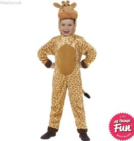 Smiffys Child's Giraffe Costume