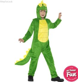 Smiffys Deluxe Child's Crocodile Costume