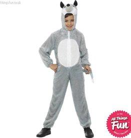 Smiffys Wolf Costume Small