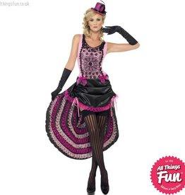 Smiffys *DISC* Burlesque Beauty Costume
