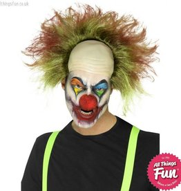 Smiffys Sinister Clown Wig