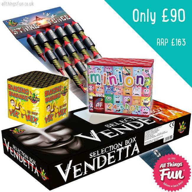 Absolute Fireworks Firework Deal 3
