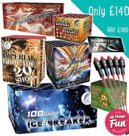 Absolute Fireworks Ultimate Barrage Deal