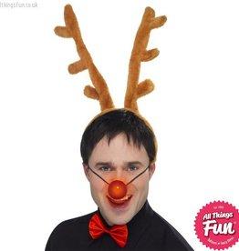 Smiffys Reindeer Kit
