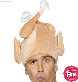 Smiffys Turkey Hat