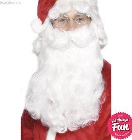 Smiffys Deluxe Santa Beard