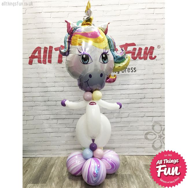 Lottie the Unicorn - Flexi Friend