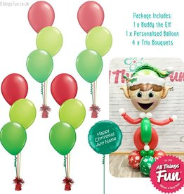 All Things Fun Value Christmas Package