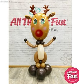 All Things Fun Package Rudy the Reindeer - Flexi Friend