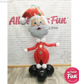 All Things Fun Package Jolly Santa - Flexi Friend
