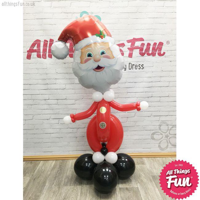 All Things Fun Package Jolly Santa - Flexi Friend