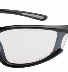 NORTHWAVE Northwave Predator Sunglasses Shiny Black Clear
