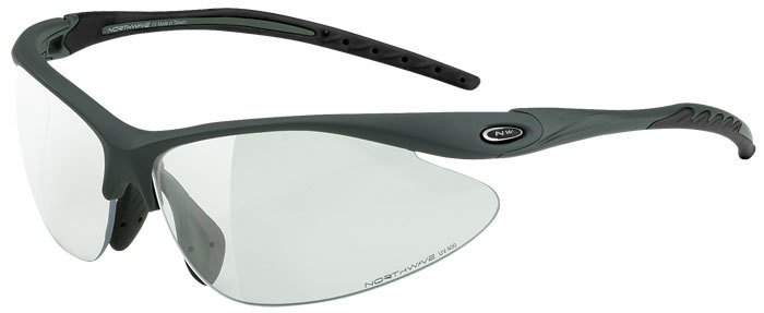 NORTHWAVE NW Team Anthracite/Black - Clear Lens Only