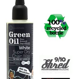 Green Oil Green Oil White super dry chain wax 100ml