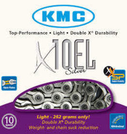 KMC X10-EL Silver 114L