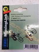 KMC KMC 11X Chain Links Silver Card Of 2