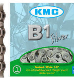 KMC B1S Nickle Plated 1/8 Chain 112L