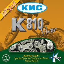 KMC K810 Kool Silver BMX 3/32 100L