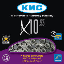KMC KMC x10 -93 10 Speed Chain