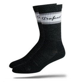 Defeet Classico Sock Grey/White