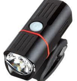 Guee Guee - SOL 300 CNC CREE LED Front Light -Black
