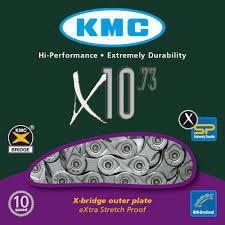 KMC X10.73 chain