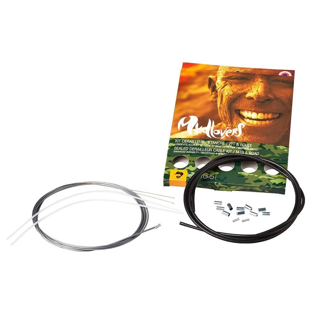 Transfil Mudlovers Gear Cable Set