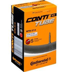 "CONTINENTAL Inner Tube - MTB 27.5 (650B x 1.75 - 2.5"") Presta 42mm"