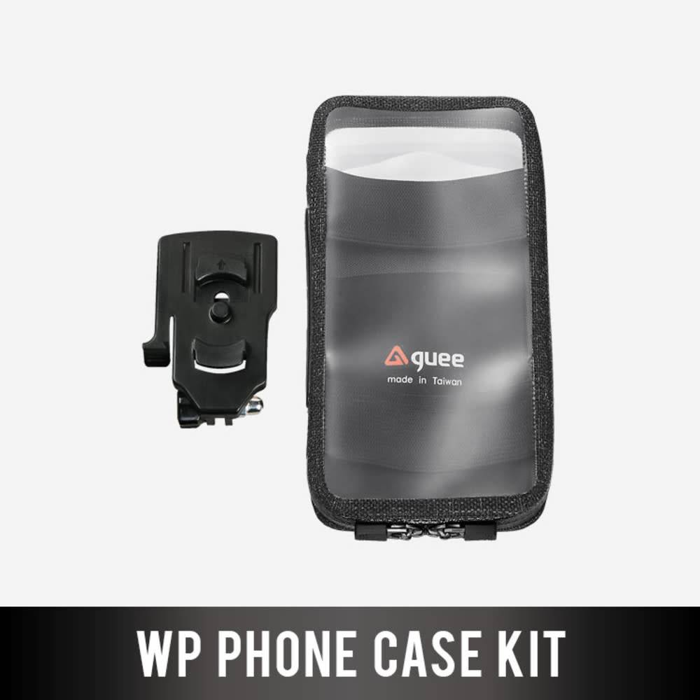 Guee WP Phone Case for i-mount & G-Mount Black - L