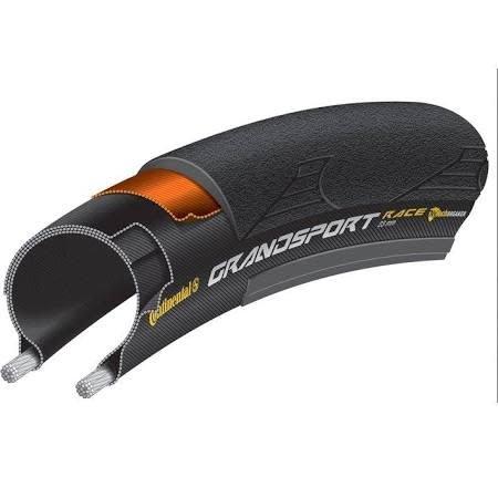CONTINENTAL Grand Sport Race 700 x 25C black Skin Fold