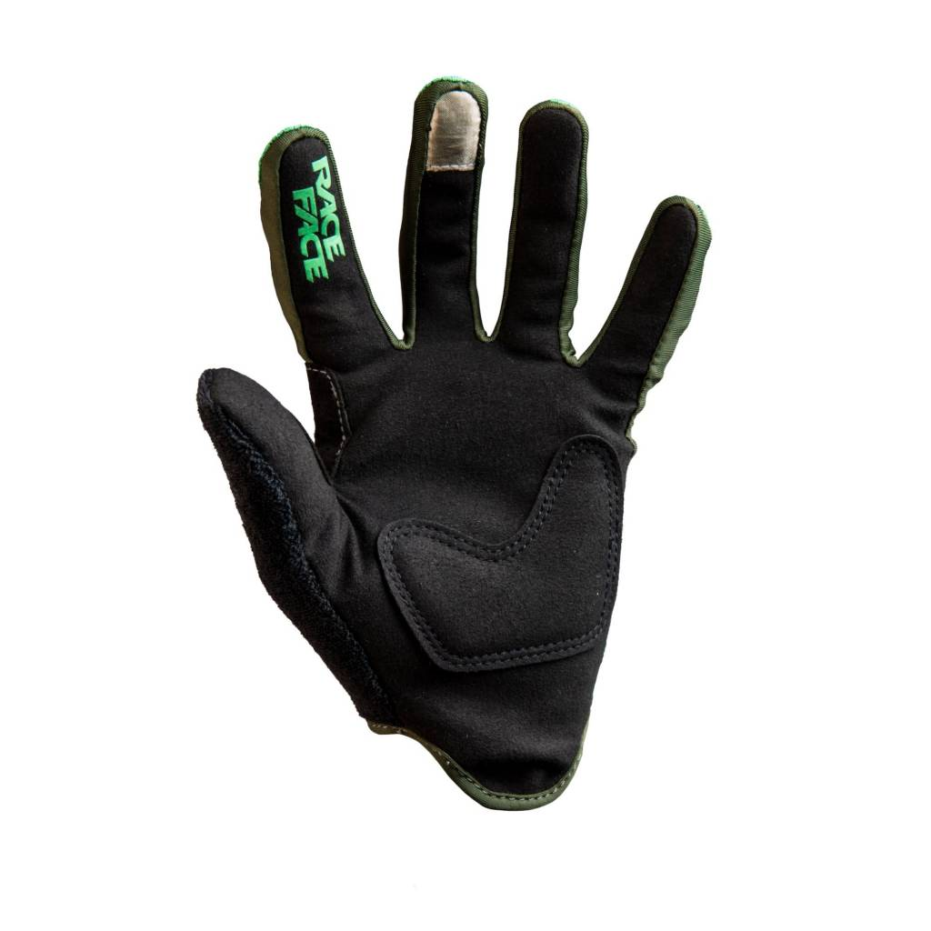 RACEFACE Dewey Youth Gloves - Green