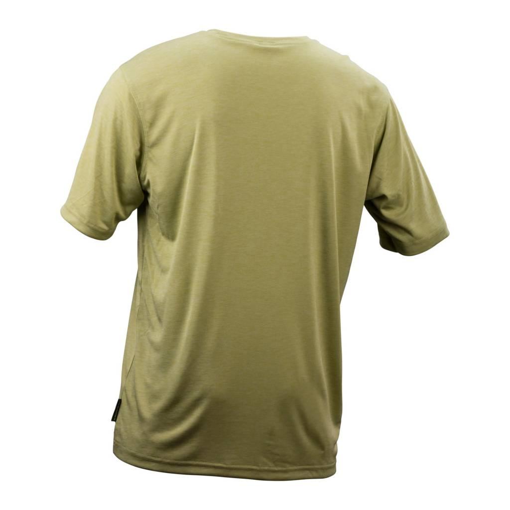 RACEFACE Trigger Jersey Short Sleeve Inversion - Moss