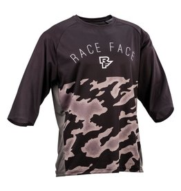 RACEFACE Race Face Ambush ¾ Sleeve Jersey Black