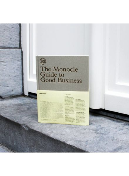 Exhibitions International The Monocle Guide to Good Business