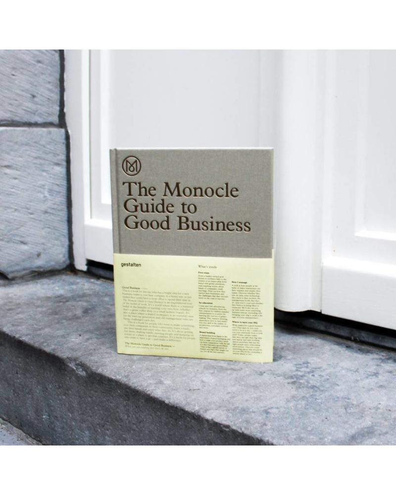 EXH INTL CORE The Monocle Guide to Good Business