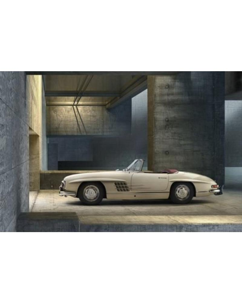 Exhibitions International EXH INTL CORE Mercedes-Benz 300 SL Book, STAUD