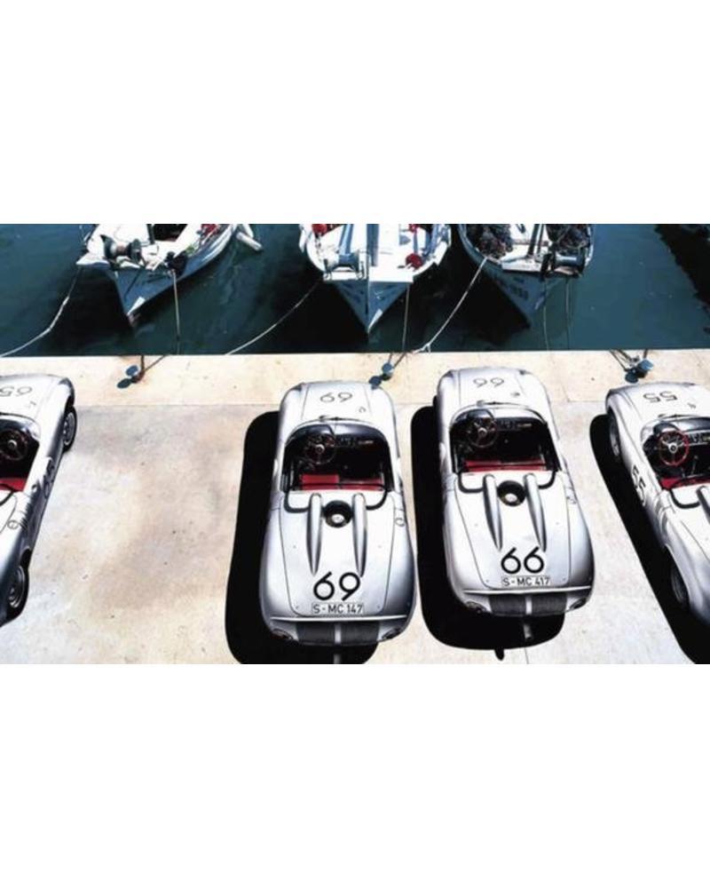 Exhibitions International EXH INTL CORE  The Porsche Book , STAUD