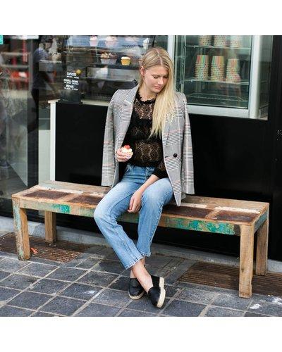 Anine Bing Lace sweatshirt