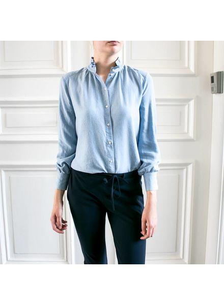 SET Denim blouse