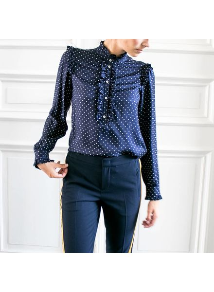 SET Dotted blouse