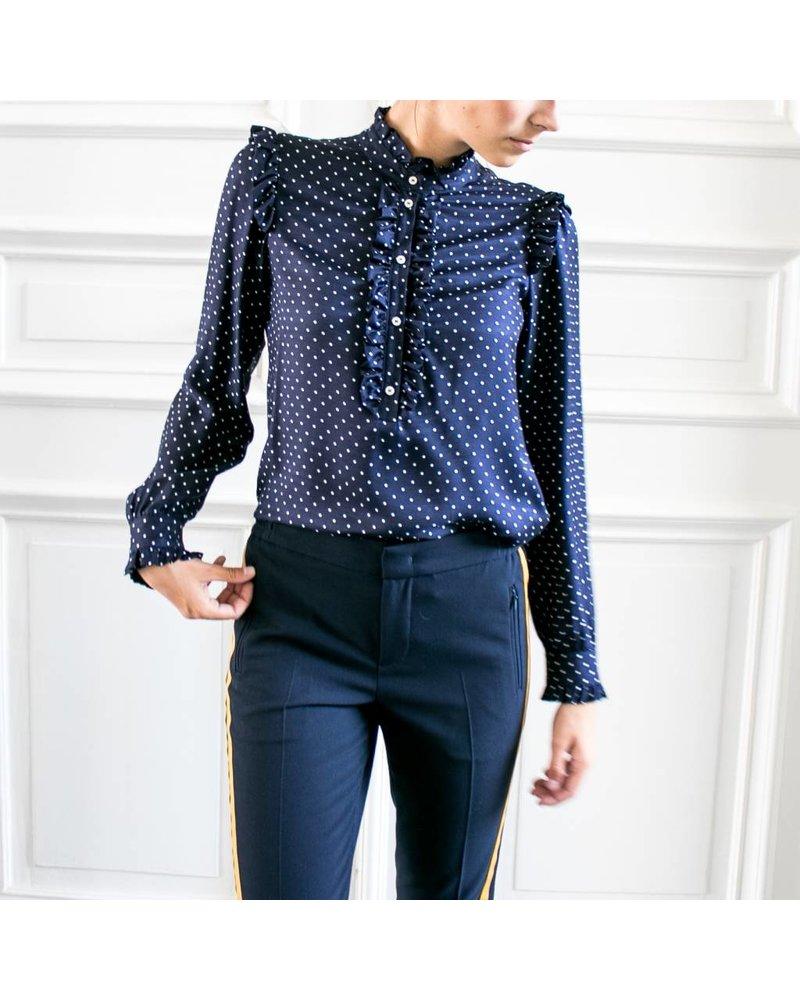 SET Dotted shirt