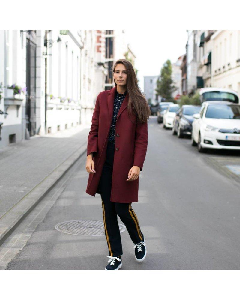 SET Classic Cashmere coat