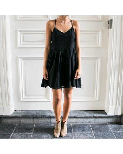 Anine Bing Black Summer dress