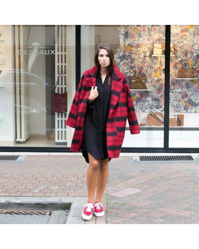 Liv The Label Cleo woolen coat