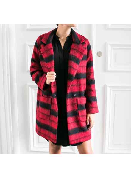 Liv The Label Cleo woolen coat
