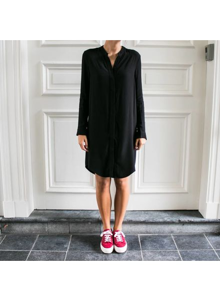 Liv The Label Trixie shirt dress - Black